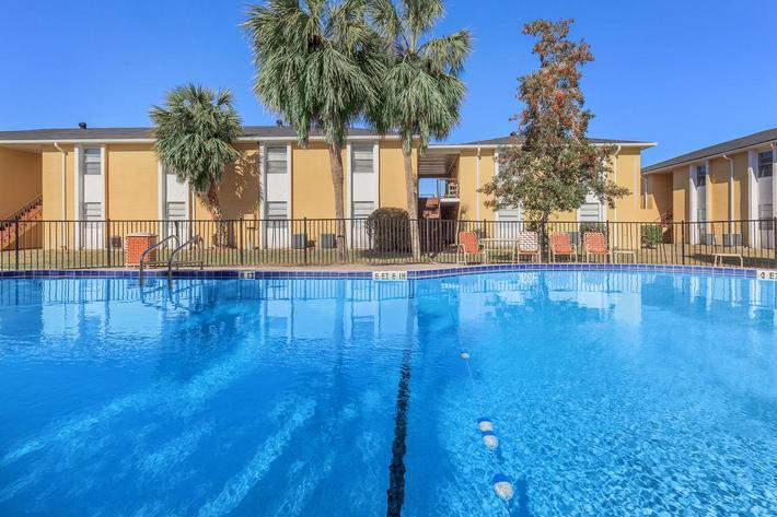 Cool off here with us at Riverview Apartments in Jacksonville, Florida