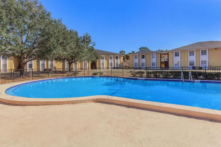 Soak up some rays here with us at Riverview Apartments in Jacksonville, Florida