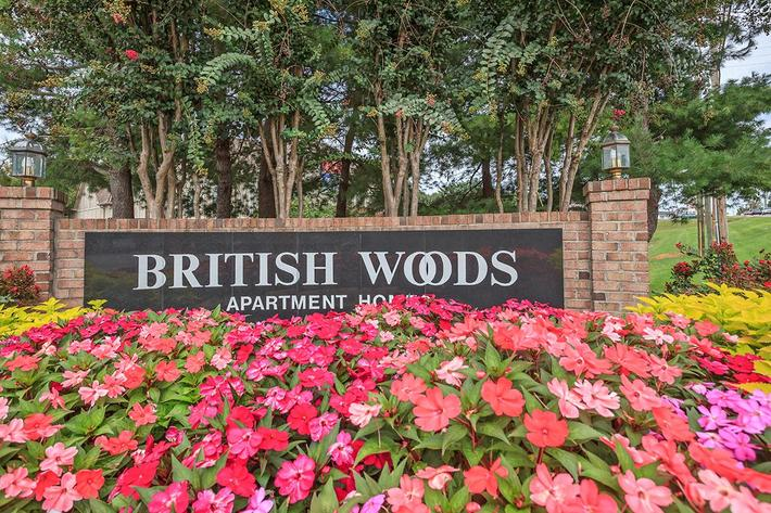 British Woods Apartments in Nashville, Tennessee