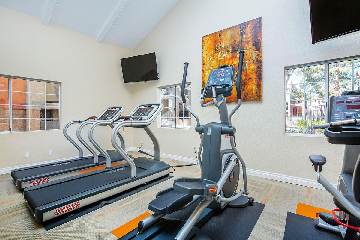 GET IN GET FIT AT SEDONA RIDGE IN LAS VEGAS, NEVADA