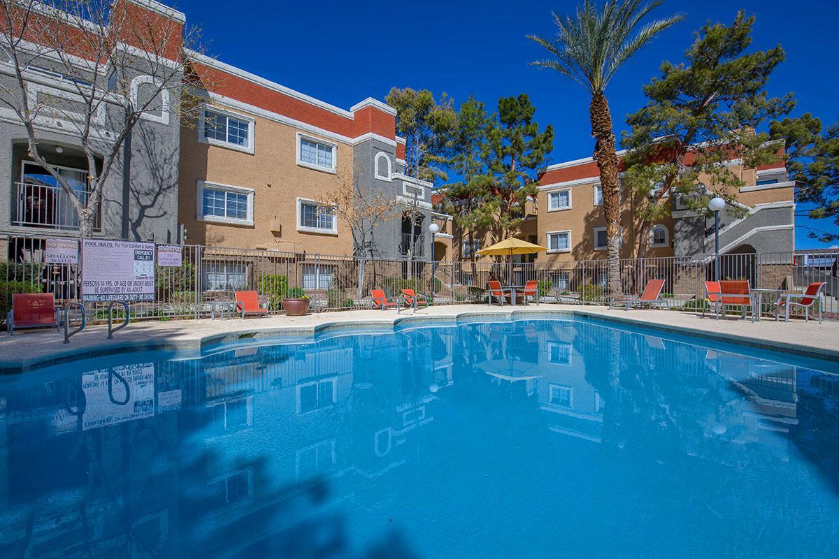 GRACIOUS LIVING AT SEDONA RIDGE IN LAS VEGAS, NEVADA