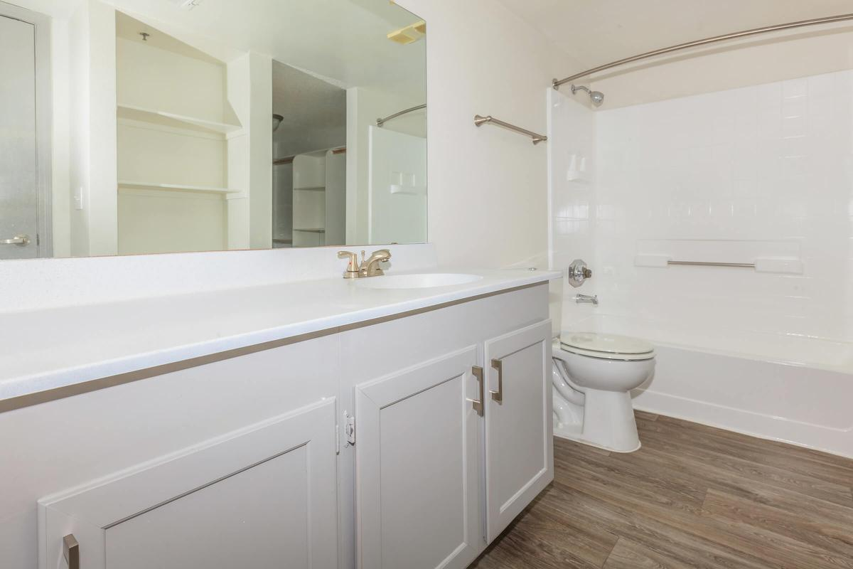 LARGE BATHROOM AT SEDONA RIDGE IN LAS VEGAS