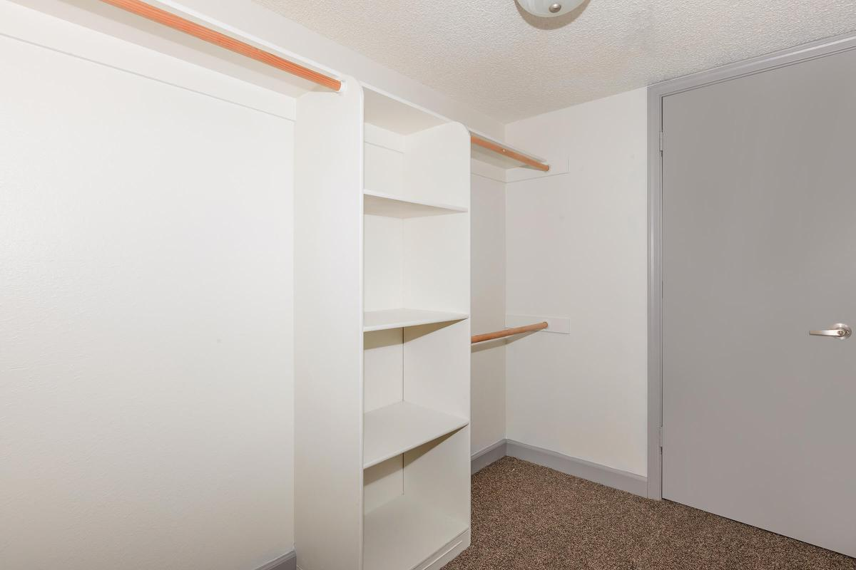 PLENTY OF STORAGE SPACE AT SEDONA RIDGE IN LAS VEGAS