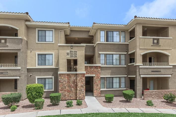 Great Floor Plans Await You at The Presidio Apartments in North Las Vegas, NV