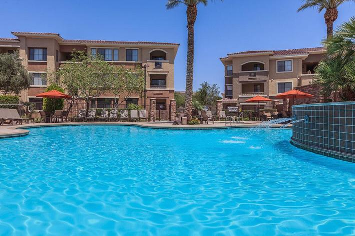 Make Some Waves here at The Presidio Apartments