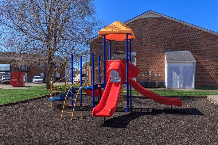 Enjoy the playground