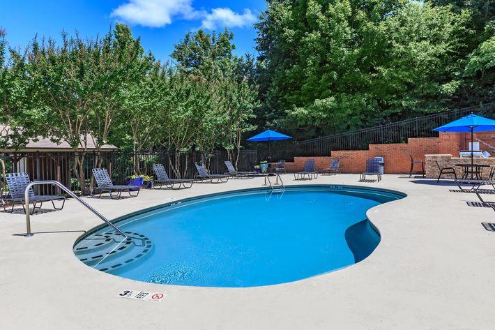 Swimming Pool in Hixson, TN