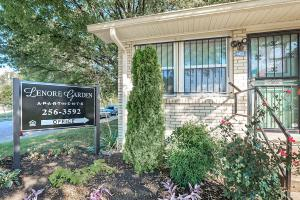 Leasing office at Lenore Garden in Nashville, TN