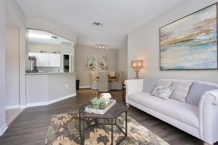 OPEN FLOOR PLAN AT THE LINKS AT GEORGETOWN
