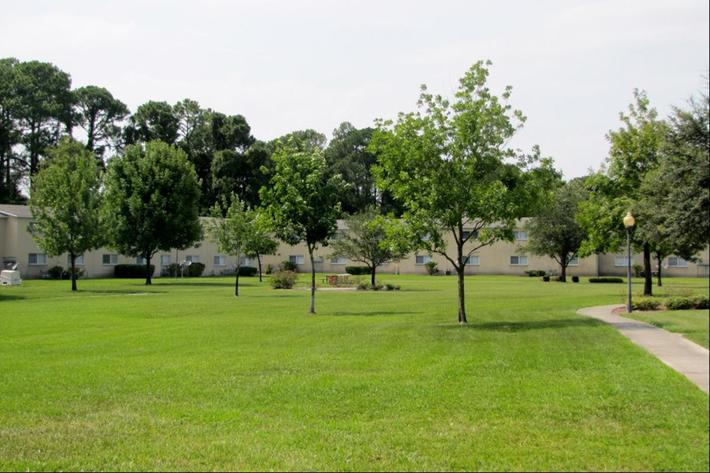 Pet-friendly Community at River City Place in Jacksonville, FL