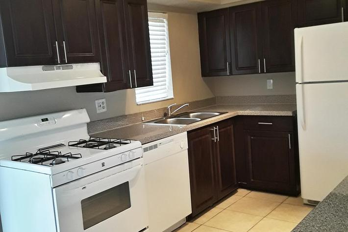Spacious Kitchen at River City Place in Jacksonville, FL