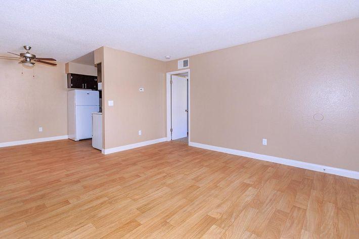 Spacious Floor Plan at Rancho Vista in Las Vegas, NV