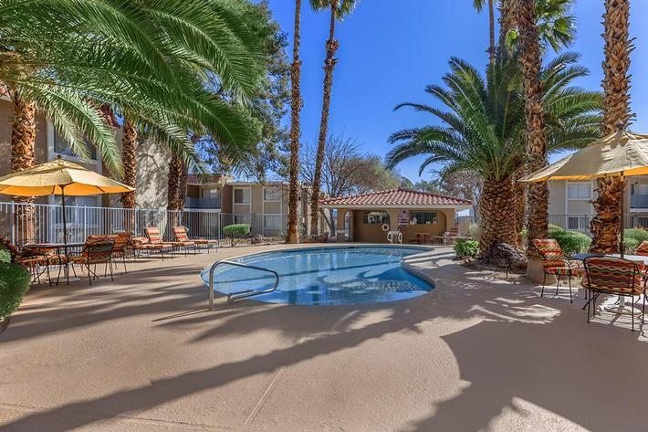 Catch Some Rays at Rancho Vista in Las Vegas, NV