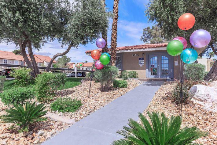 Charming Community at Rancho Vista in Las Vegas, NV