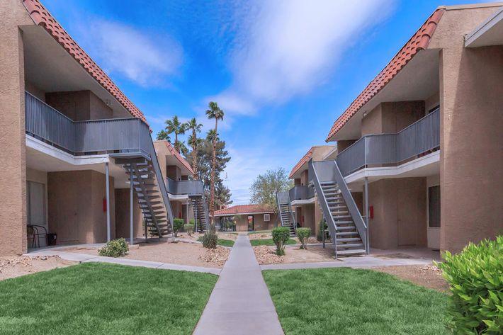 Charming Community in Rancho Vista in Las Vegas, NV