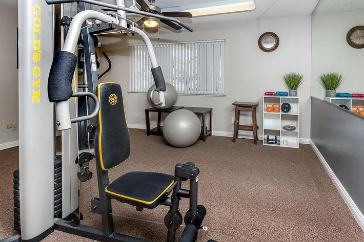 Exercise Your Mind and Body at Rancho Vista in Las Vegas, NV