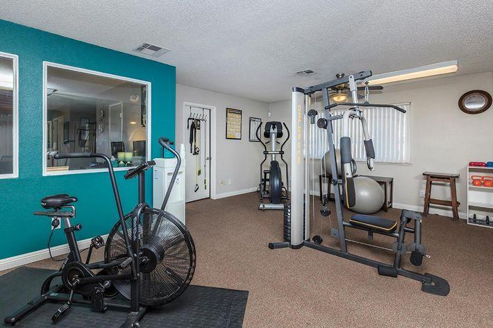 Fitness Center at Rancho Vista in Las Vegas, NV