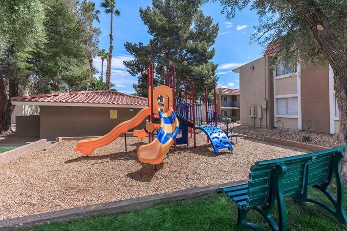 Play Area in Rancho Vista in Las Vegas, NV