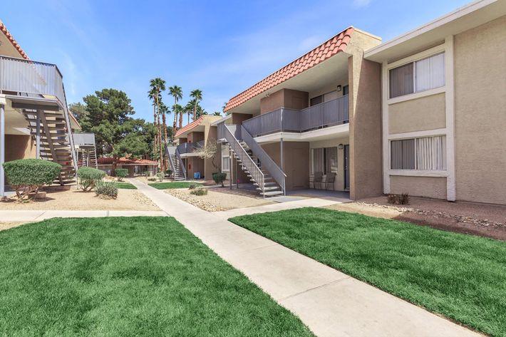 Take A Stroll at Rancho Vista in Las Vegas, NV