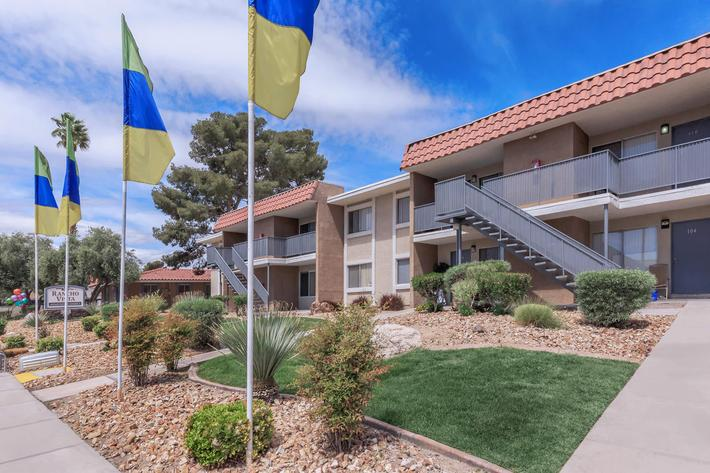 Take a Tour at Rancho Vista in Las Vegas, NV