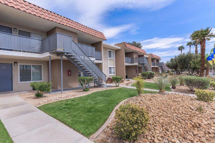 Your New Home at Rancho Vista in Las Vegas, Nevada