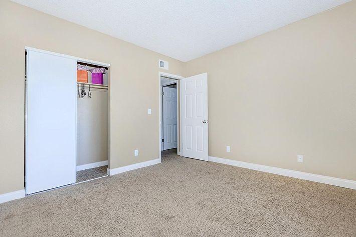 Spacious Bedroom At Rancho Vista in Las Vegas, NV