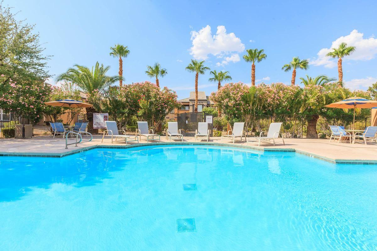 Go for a dip at Pinehurst Condominiums Luxury Rentals
