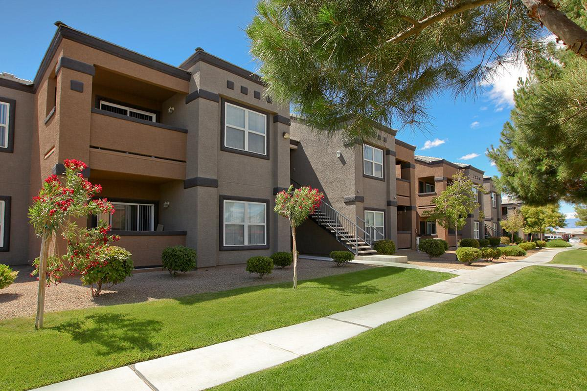 Pinehurst Condominiums Luxury Rentals have balconies and patios.