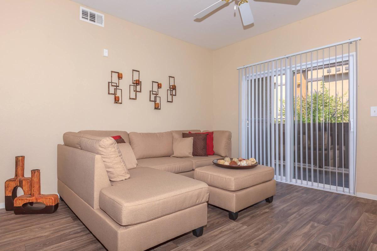 Pinehurst Condominiums Luxury Rentals has spacious living rooms