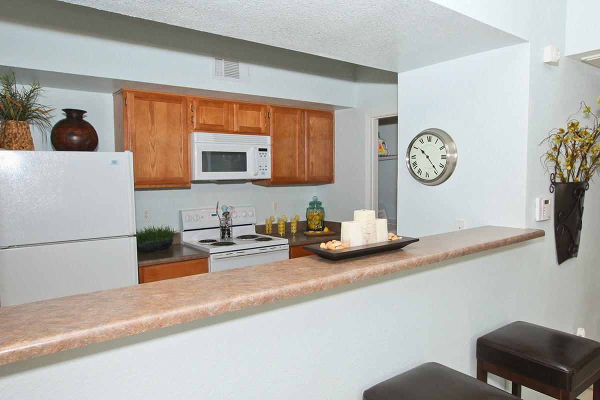 Pinehurst Condominiums Luxury Rentals has all-electric-kitchens