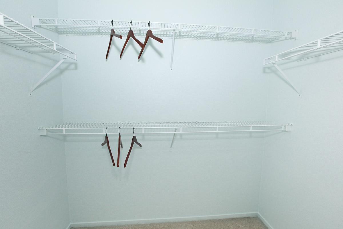 Extra storage available at Pinehurst Condominiums Luxury Rentals