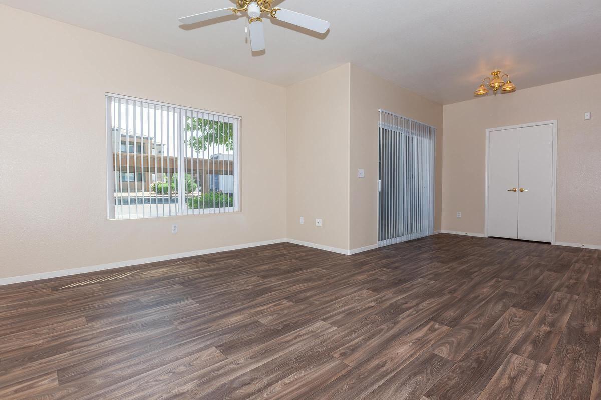 Pinehurst Condominiums has spacious layouts