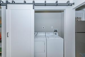 KINGSTON POINTE APARTMENTS HAS WASHER AND DRYER CONNECTIONS