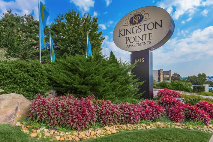 Welcome Home to Kingston Pointe Apartments in Knoxville, Tennessee