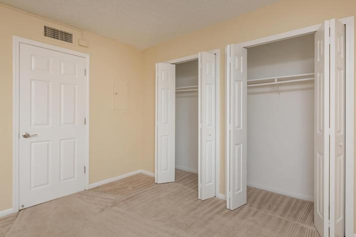 Ample Closet Space at Kingston Pointe Apartments in Knoxville, Tennessee