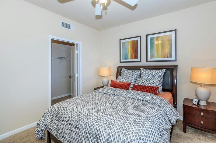two bedroom apartment in Las Vegas, Nevada