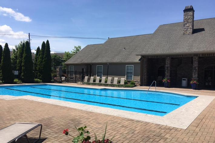 The Terraces at Forest Springs Apartments in Louisville, KY - Swimming Pool 02.JPG