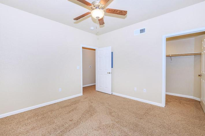Boulder Creek has spacious floor plans
