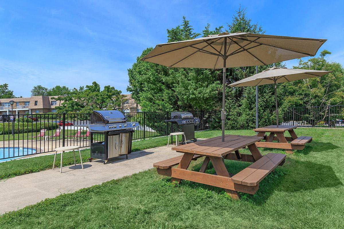 ENJOY THE PICNIC AREA WITH BARBECUE