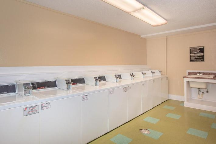 Laundry Facility at Laurel Ridge Apartments