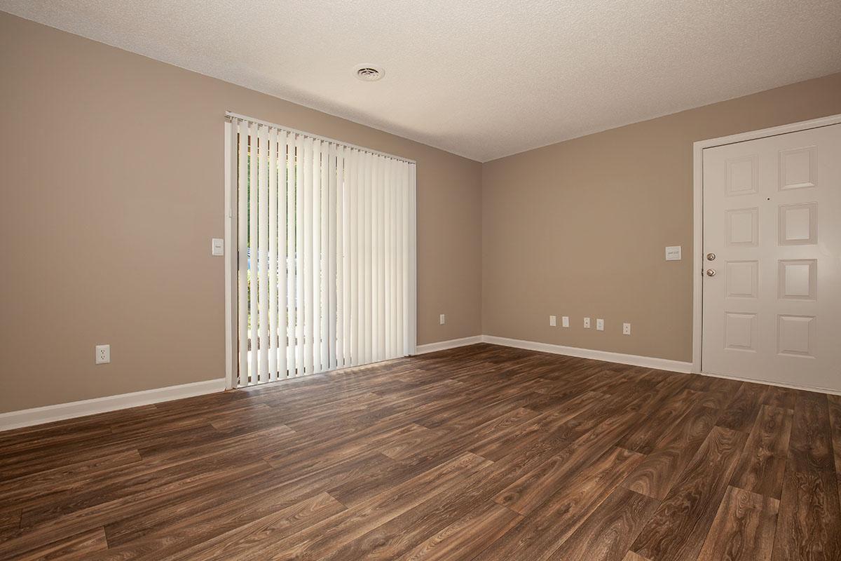 Beautiful Hardwood Floors at The Dogwood at Laurel Ridge Apartments in Chattanooga, Tennessee