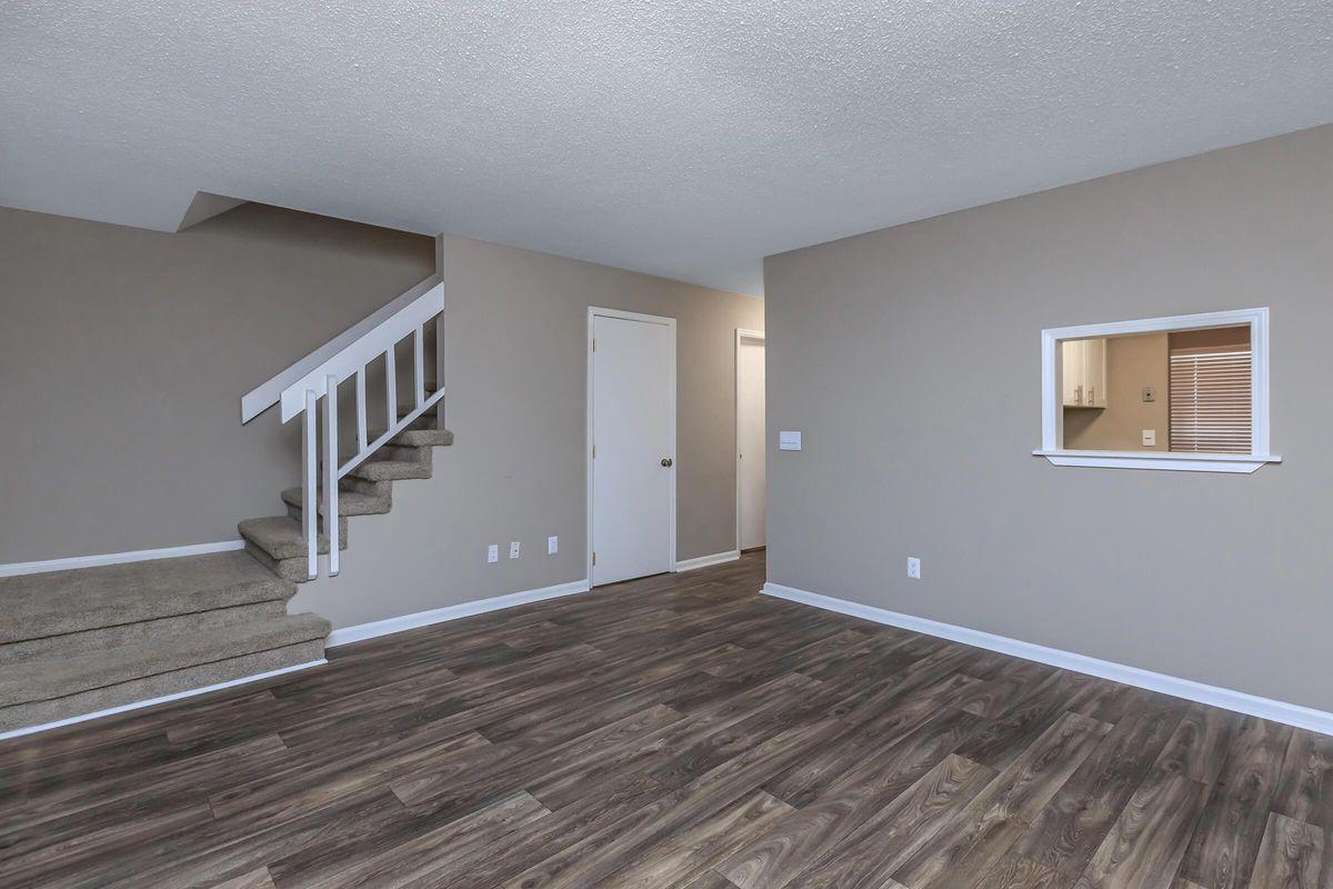 Gorgeous Hardwood Floors at Laurel Ridge Apartments in Chattanooga, Tennessee