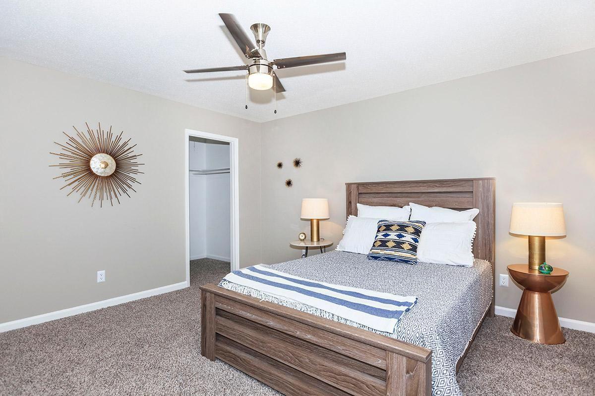 Ample Closet Space at Laurel Ridge Apartments