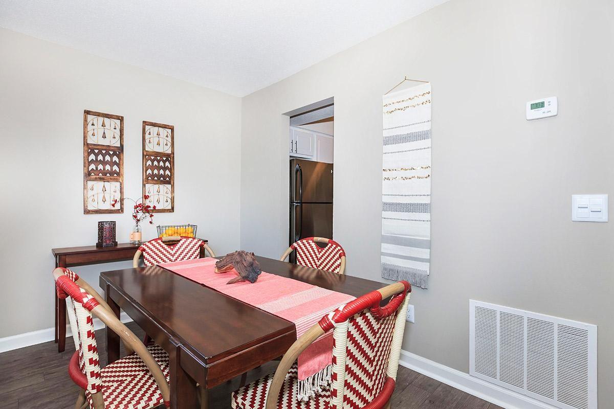 Great Dining Area at Laurel Ridge Apartments