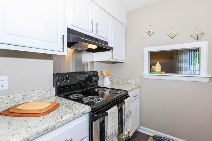 Stainless Steel Appliances in Chattanooga, Tennessee