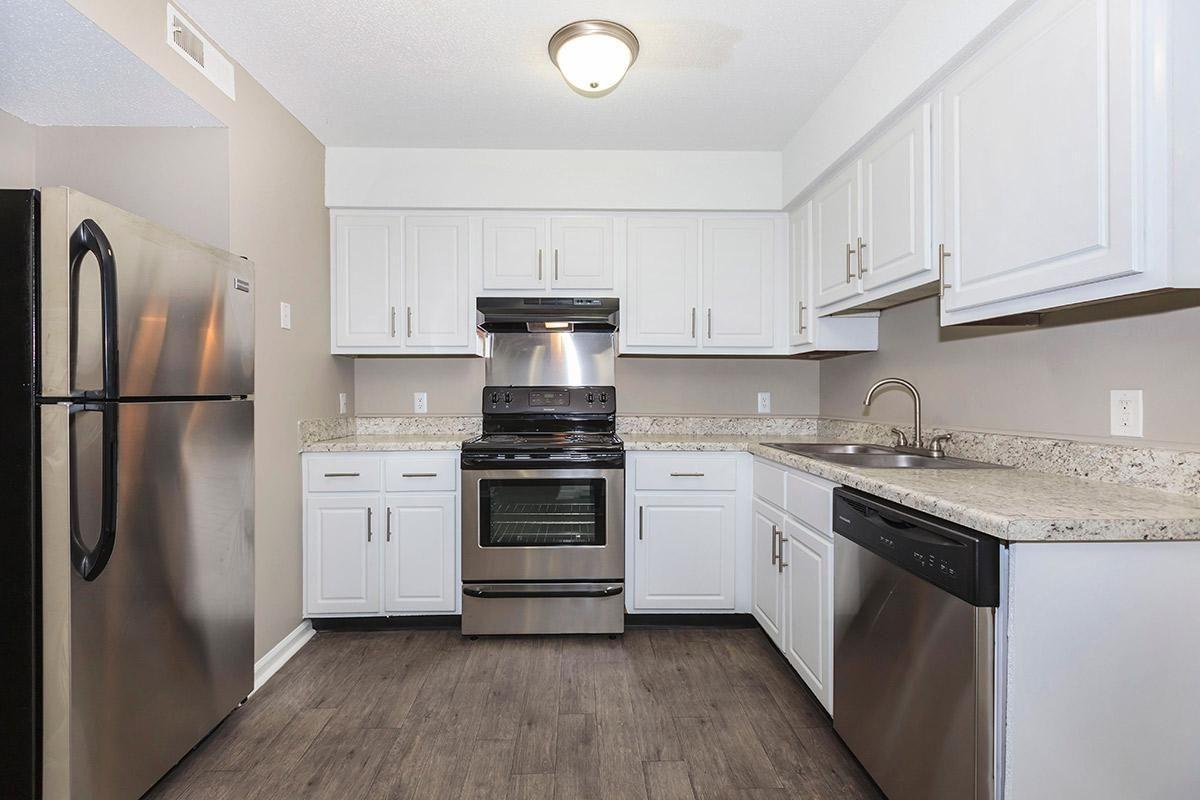 Stainless Steel Appliances in Laurel Ridge Apartments