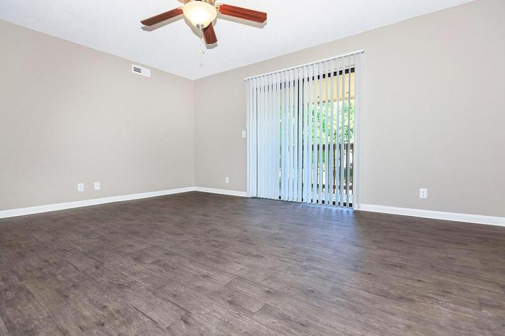 Two Bedroom Two Bath Bradford Deluxe at Laurel Ridge Apartments