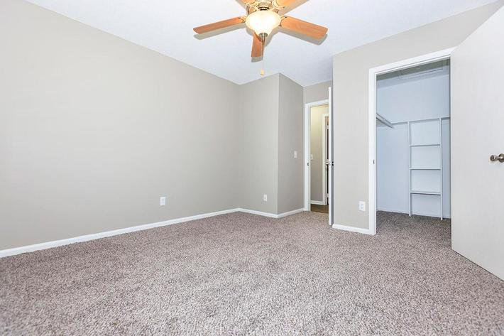 Plenty of Closet Space at Laurel Ridge Apartments in Chattanooga