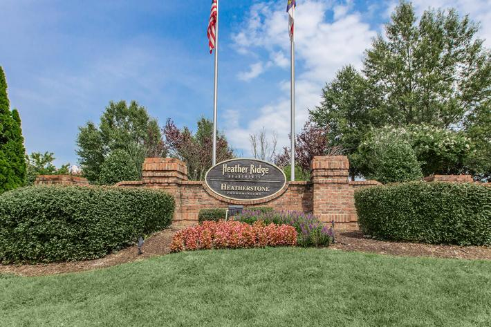 Welcome To Heather Ridge In Charlotte, North Carolina