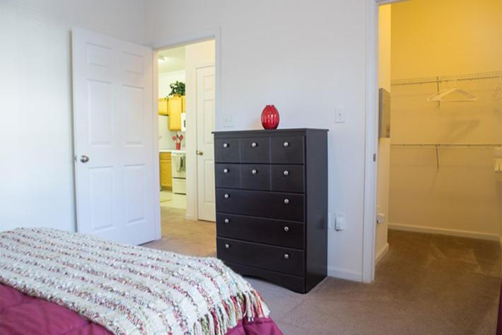 Enjoy A Walk-in Closet At Heather Ridge In Charlotte, NC